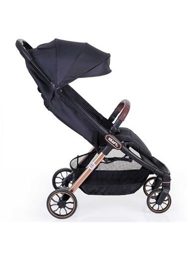 Kraft Kraft Auto Bebek Arabası Siyah